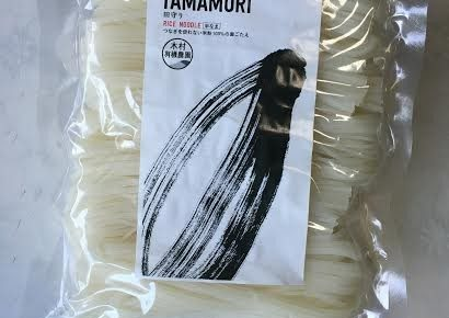 田守り麺 ~米粉100%麺~