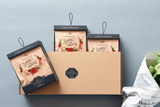 ORIGINAL DRIPBAG ギフトボックス 15個(ドリップバッグコーヒー)