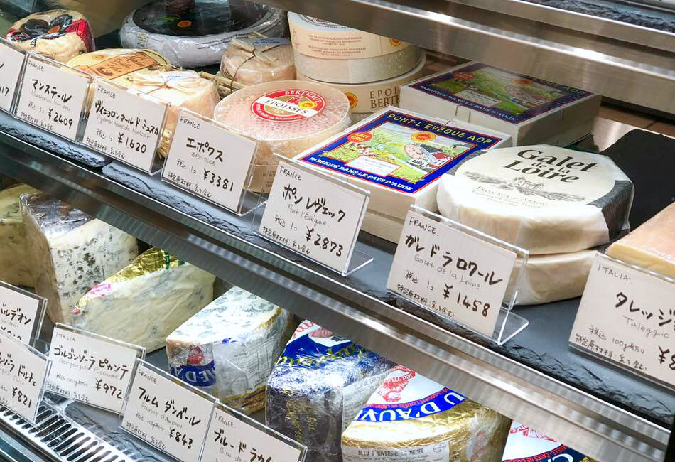 フェルミエ 恵比寿三越店 チーズ