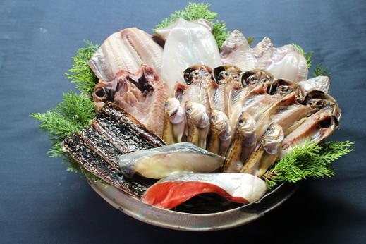 旬の魚セット