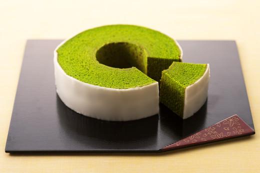 静岡抹茶バウムクーヘンCHIYOの和