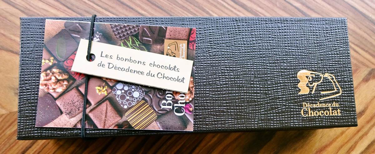 チョコレート ボックス パッケージ