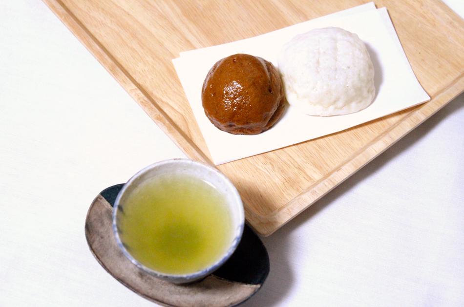 日本茶 シーン