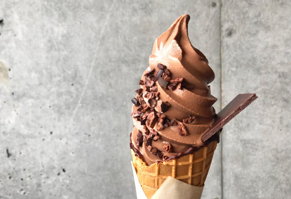 クラフトチョコレートワークス アイスクリーム