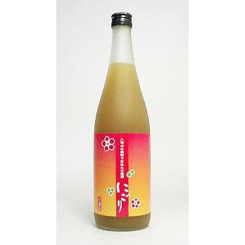 八海山の米焼酎で仕込んだ梅酒 にごり 720ml