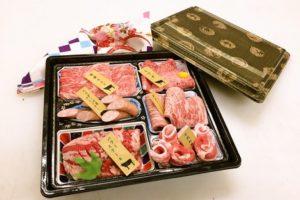 特撰国産黒毛和牛焼肉6種盛合せギフト 「絆~京撫子~」