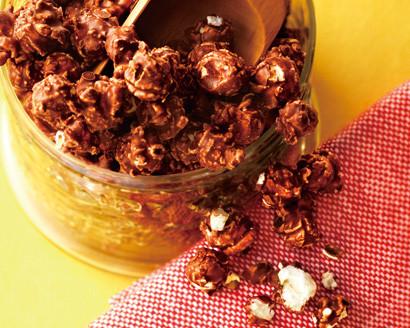 ポップコーンチョコレート