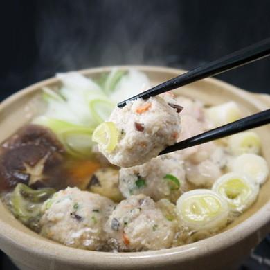 雲仙しまばら鶏塩麹鍋(2人前)
