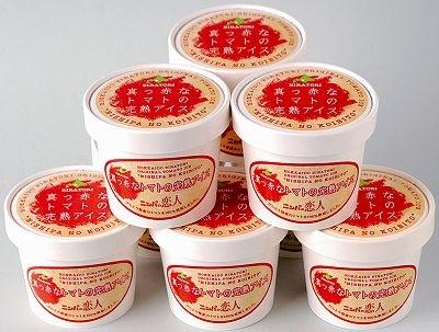 真っ赤なトマトの完熟アイス 12個入