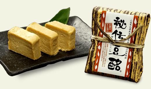 秘伝豆酩(豆腐のもろみ漬け)100g