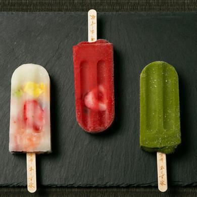 【京都・本くず氷】アイスキャンディーセット