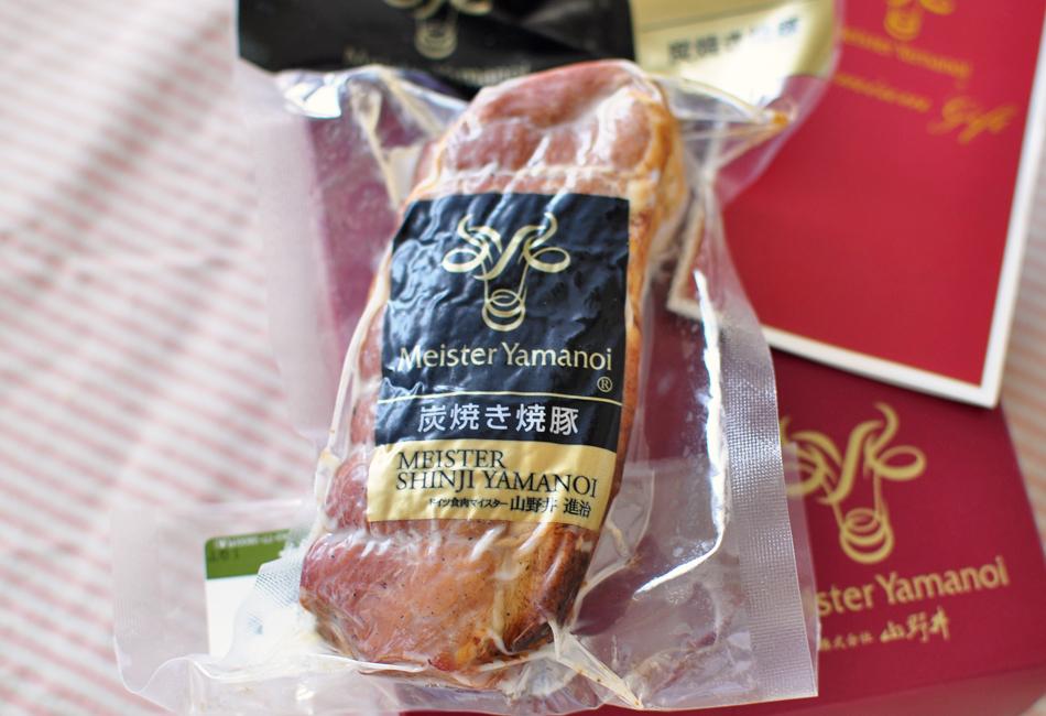 炭焼き焼豚 パッケージ