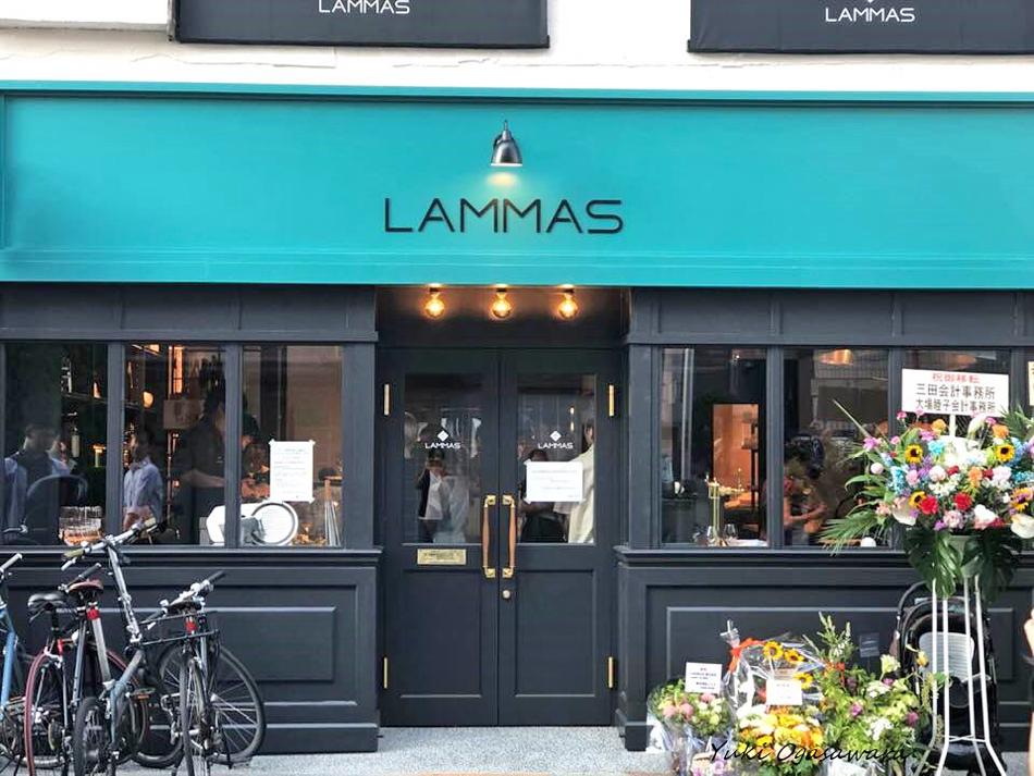 LAMMAS 店舗