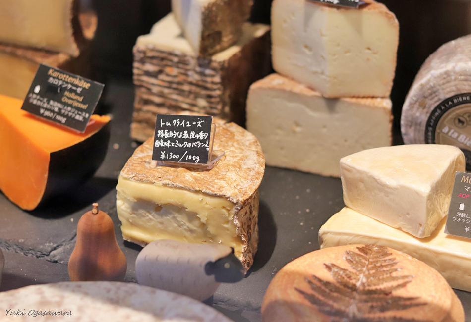 LAMMAS 各国のチーズ