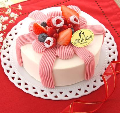 ラッピングスイート ショートケーキ