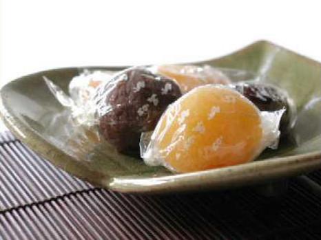 栗納豆10粒とマロンドール10粒の詰め合わせ