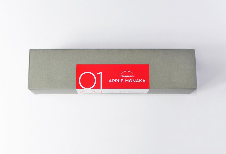 APPLE MONAKA パッケージ