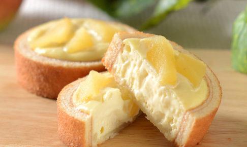 チーズinタルトバウム 信州りんご 5個入り