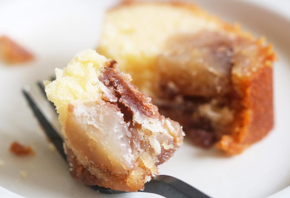 栗のケーキ 栗いっぱい