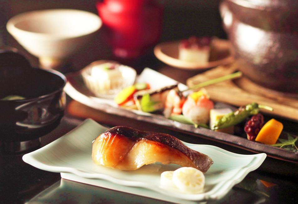 西京焼き 食卓