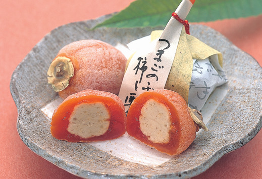 妻籠の秋 柿と栗 5個箱入
