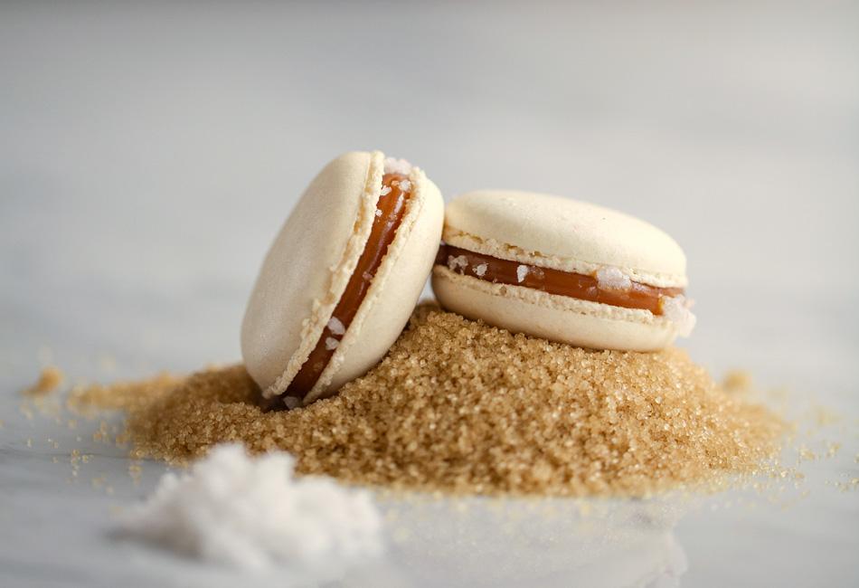 キャラメル×ゲランド産の塩