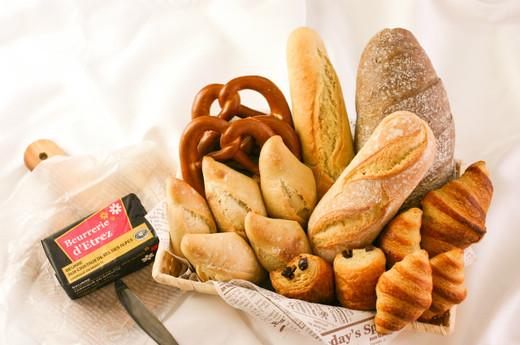 欧州パンとこだわりのバターを愉しむ欲張りセット