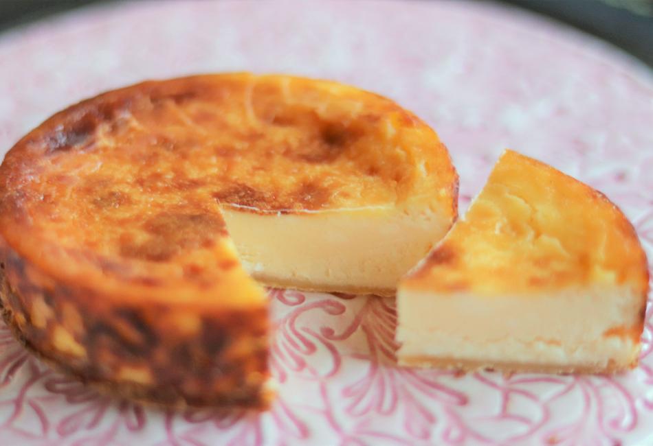 チーズケーキ NOCOA ミディアム カット