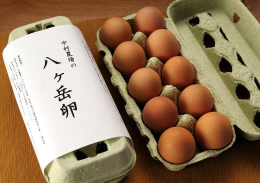 八ヶ岳卵(10個パック)
