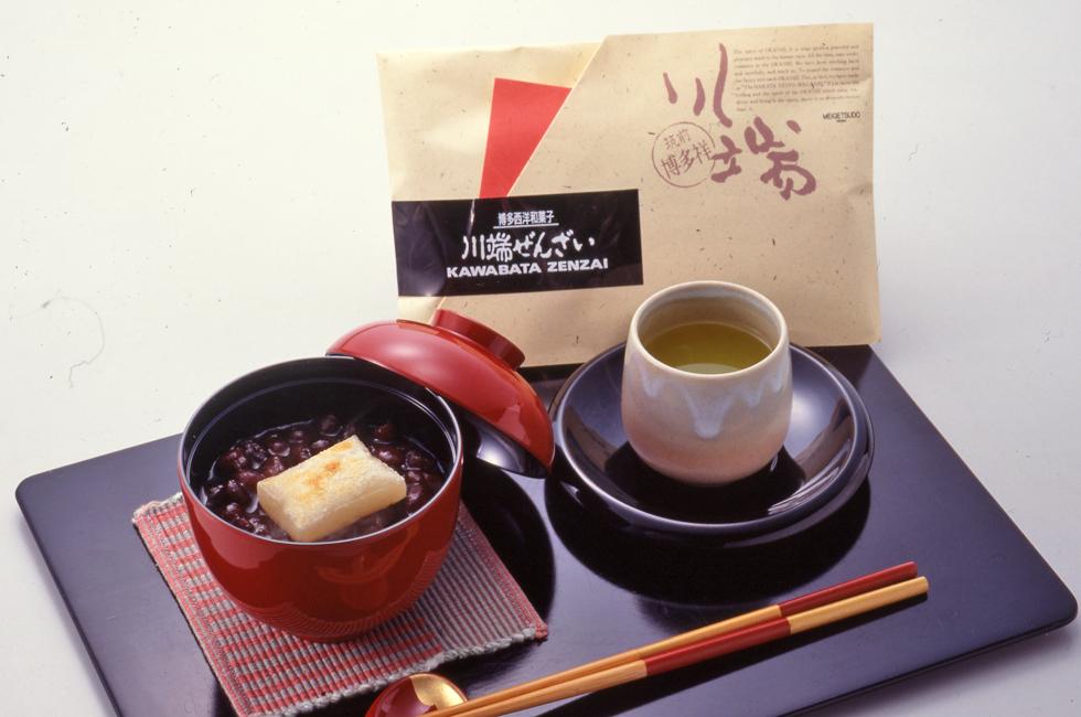 プロが推薦!明月堂が蘇らせた日本一甘い「川端ぜんざい」はお正月のおやつにぴったりの画像