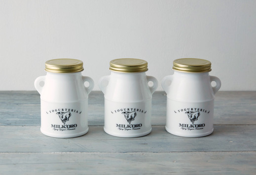 ミルコロエイジングヨーグルト 200g瓶×3