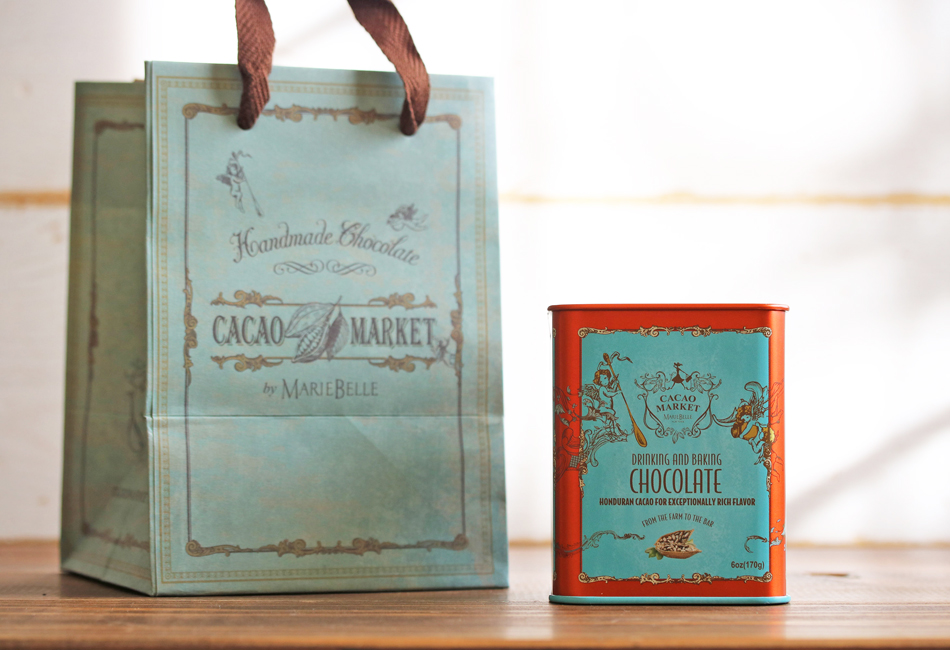 ホットチョコレート パッケージ