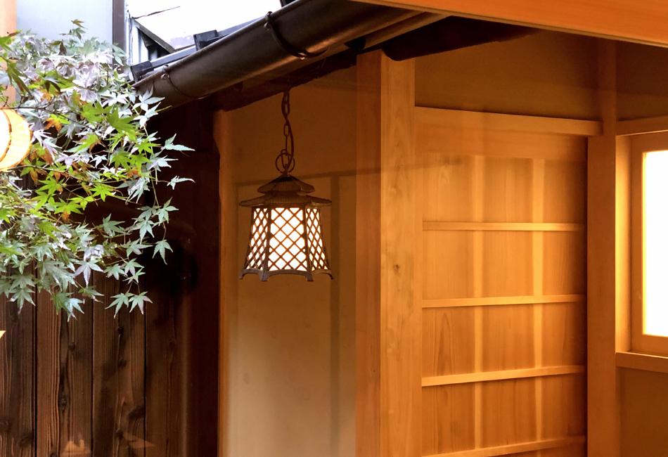 セゾン ド セツコ京都ショコラトリー カフェスペース