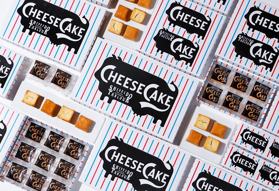 資生堂パーラー チーズケーキ 各種