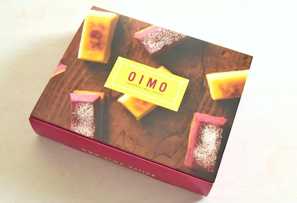 OIMO 10個入 パッケージ