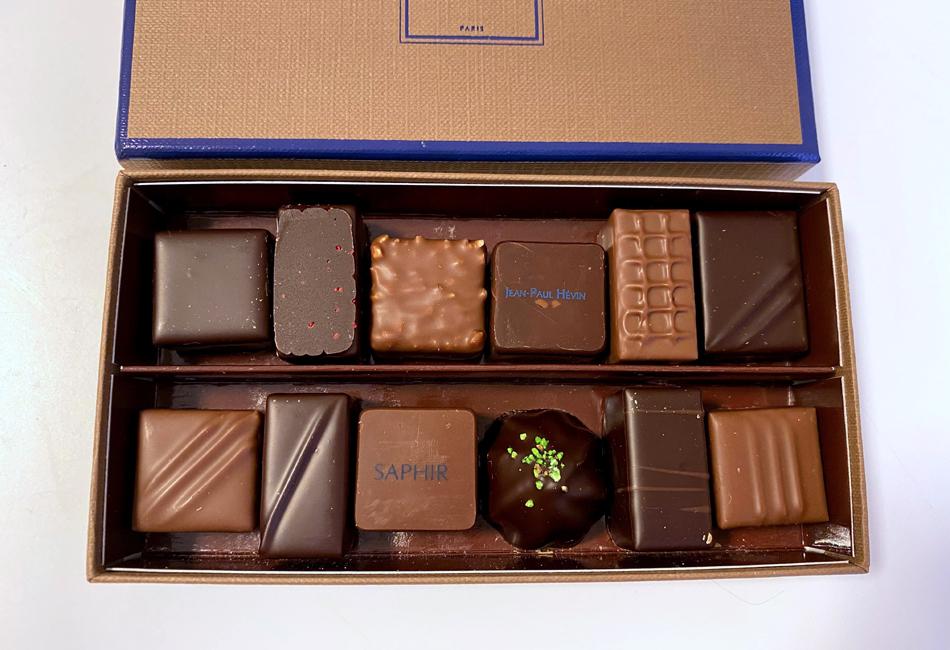 ボンボン ショコラ 12個 中身