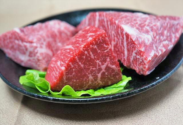 牛肉のかたまり