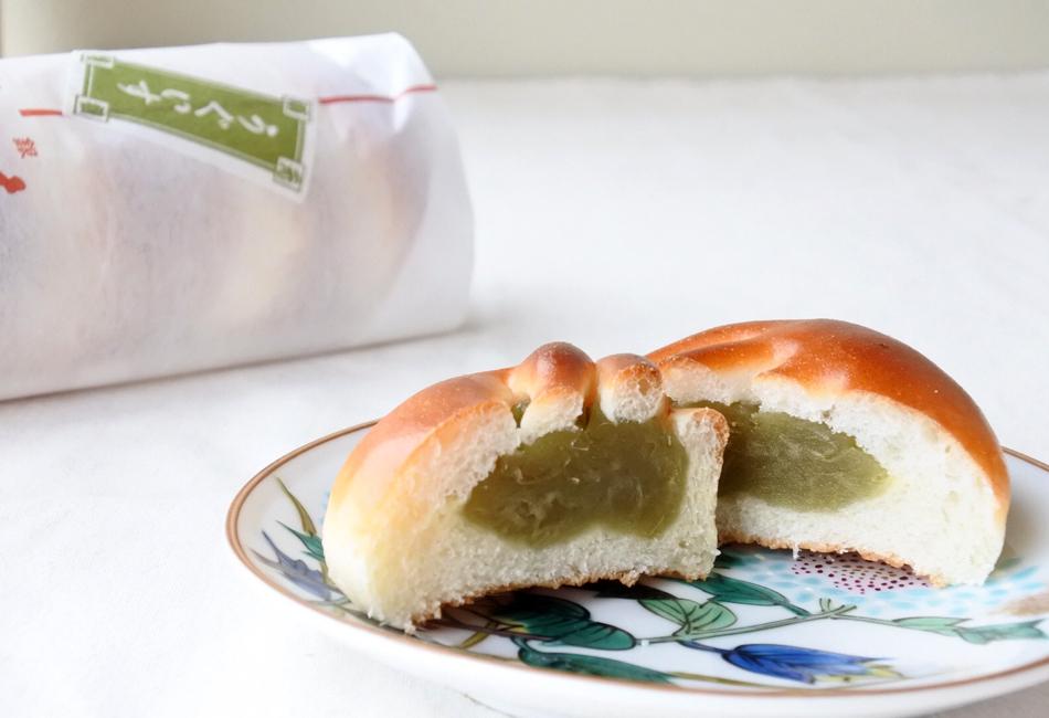 木村屋 うぐいすパン