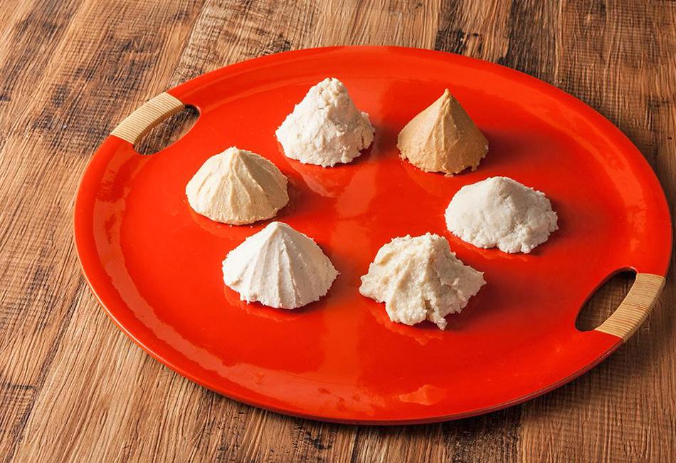湖のくに 生チーズケーキ 6種のチーズ