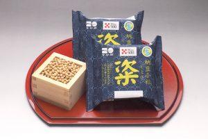 粢(しとぎ)納豆小粒6袋入