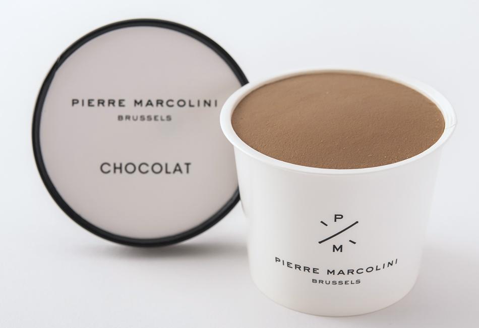 チョコレート アイスクリーム