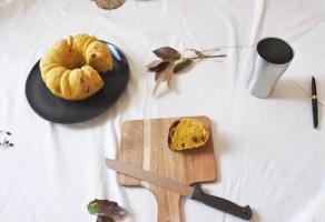 かぼちゃのパン(リング1/2もしくは丸型ホール) GET WELL SOON