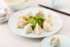 香菜餃子 上海餃子