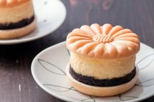 黒豆チーズケーキ 4個入 京都丹後 御菓子司あん