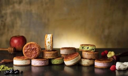 ラ・テール 北北のごちそう「バターチーズサンド」