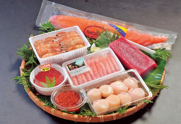 高級・手巻寿司セット[5~6人前]