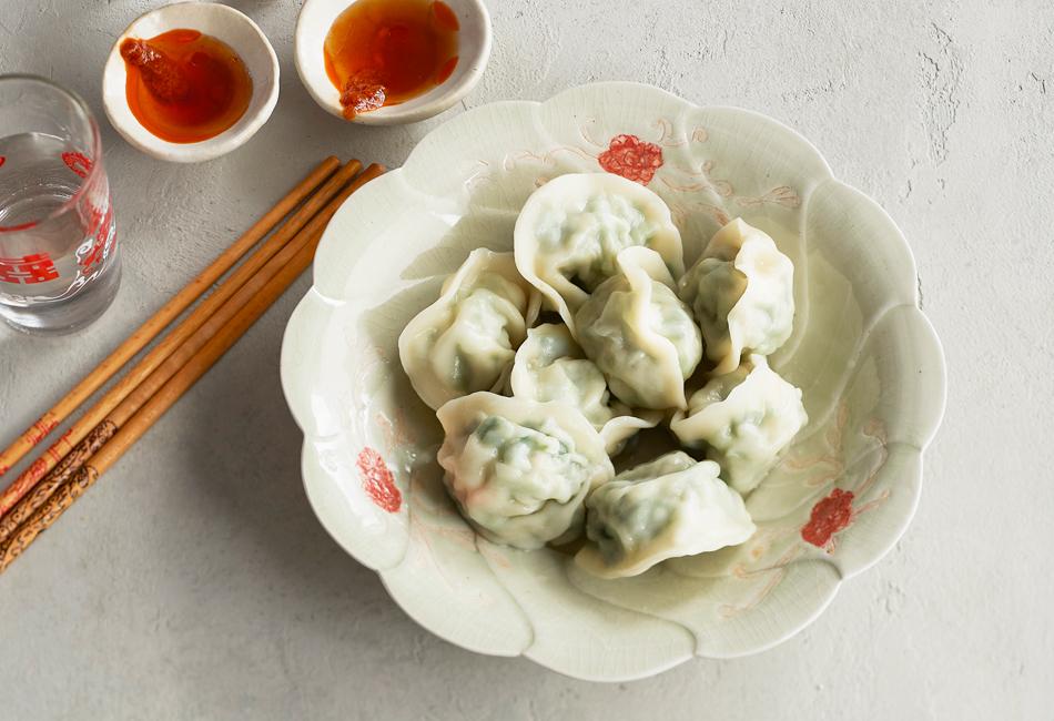 邦栄堂製麺 水餃子