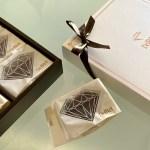 ダイヤモンドフォンダンショコラ 6個入 デルレイ