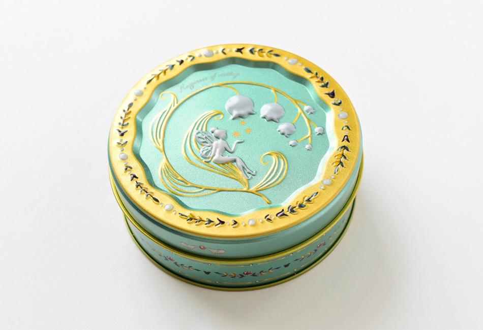 スズランの雫 フランス菓子 タマミィーユ 缶