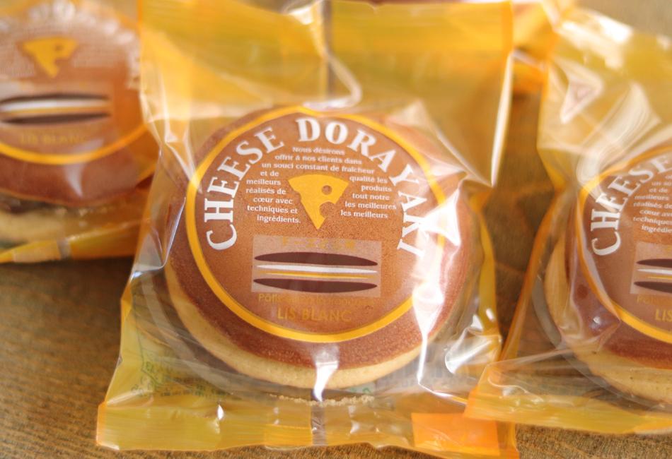 チーズどら焼き リブラン パッケージ